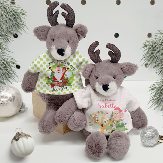 Personalised-First-Christmas-Reindeers