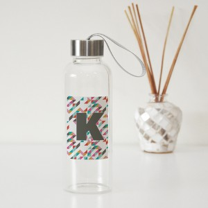 Personalised-Glass-Water-Bottle