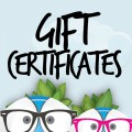 gift certificate kids