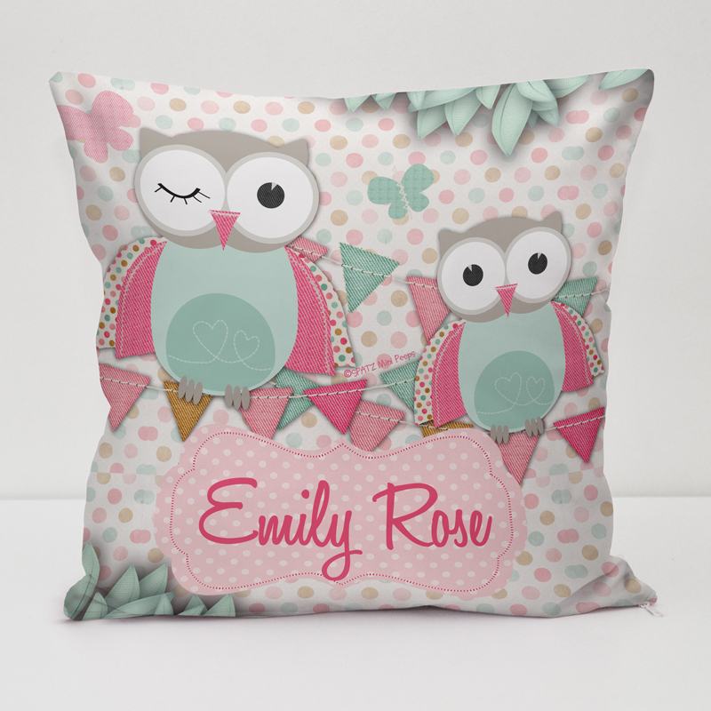 kids cushion, kids room decor, personalised kids gifts