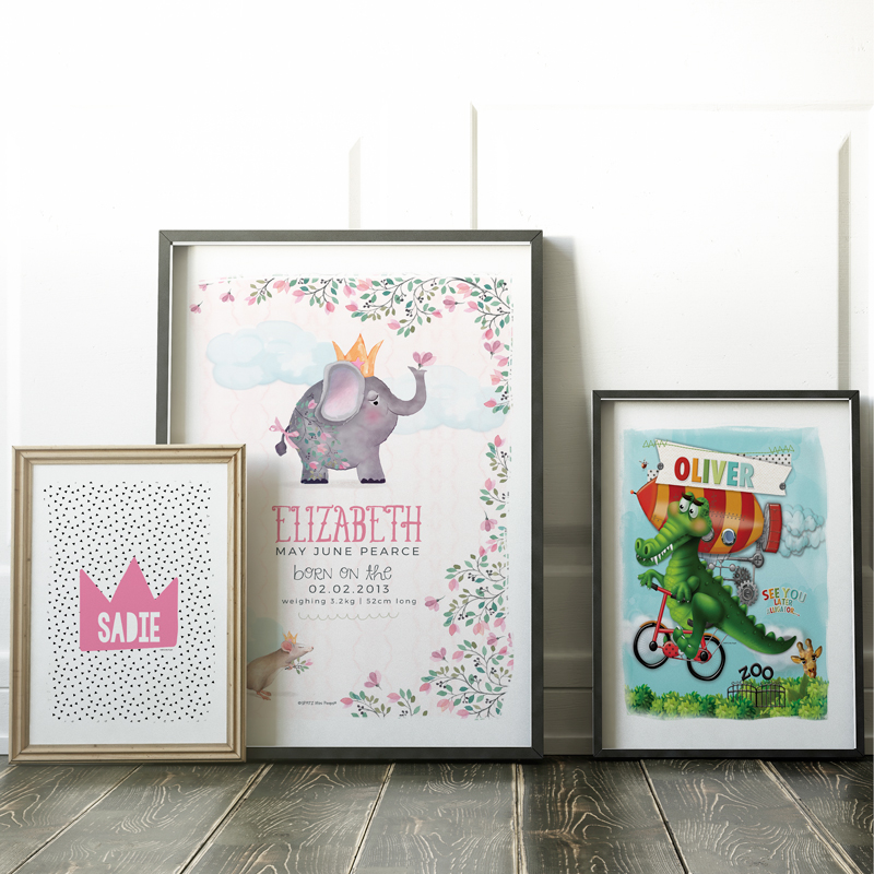 Personalised-Kids-Wall-Art