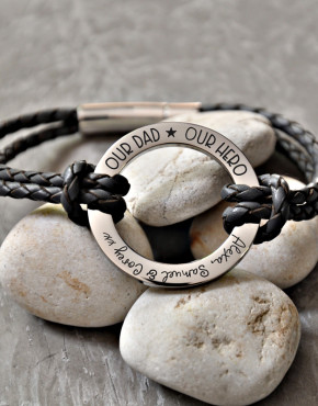 Personalised-Customs-Mens-Bracelet-Fathers-Day