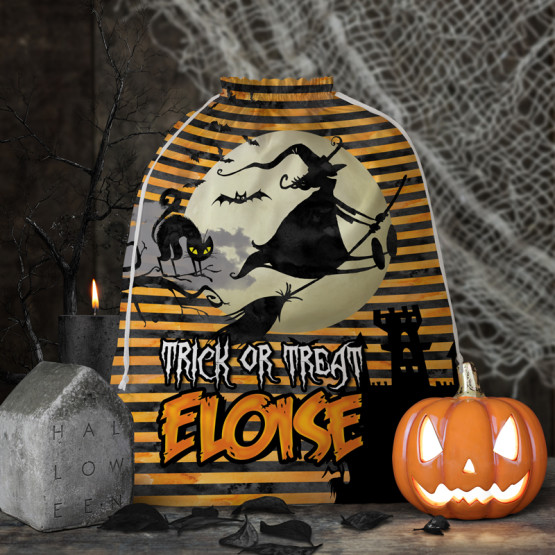 Personalised-Kids-Halloween-Trick-Treat-Bag