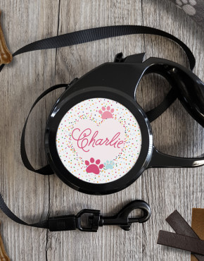 Personalised-Retractable-Dog-Lead-Leash