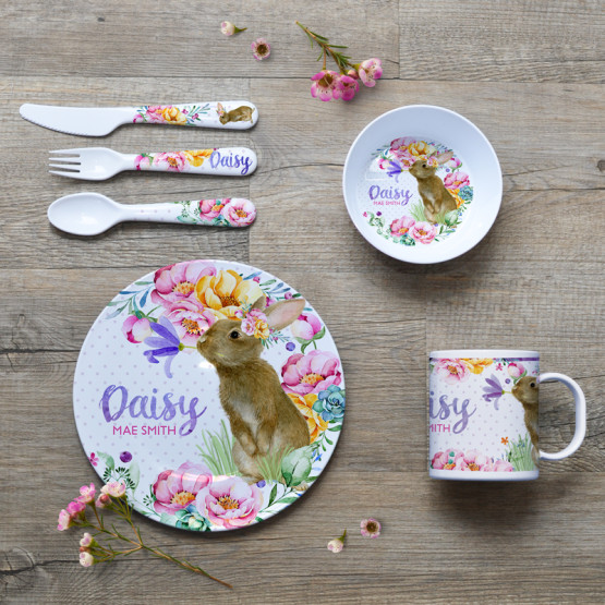 Kids Dinner Set Melamine