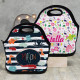 Personalised Lunch Box Bag Kids Personalized Insulated Waterproof