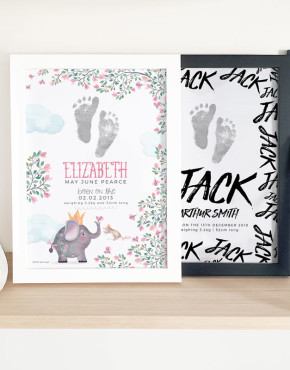Footprint-Wall-Art-Baby