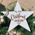Personalised-Christmas-Star-Ornament