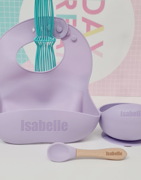 Silicone-Baby-Set